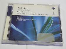 Pachelbel - Canon Suites - Fasch - Concerto for Trumpet - Symphonies