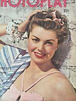 Vintage Collectible Movie Magazine Photoplay Esther Williams Cover July 1946