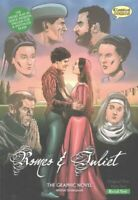 Romeo and Juliet (Classical Comics) by William Shakespeare 9781906332211