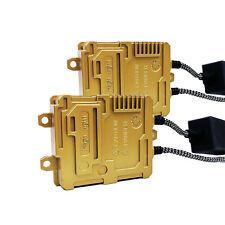 2x 55W Canbus HID Ballasts AC 12V Digital Xenon Error Free Decoder Kit Dodge Ram