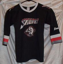 Buffalo Sabres Franklin Hockey Jersey Little Boys Medium 5-6