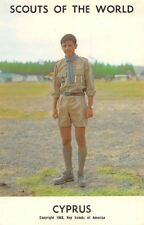 Boys Scouts of the World: Cyprus 1968 (Boy Scouts of America)