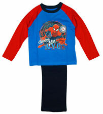Vêtements bleus pour garçon de 2 à 16 ans en 100% coton