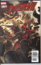 DAREDEVIL THE MAN WITHOUT FEAR N°100 VARIANT B Albo In Americano . MARVEL COMICS