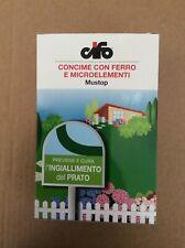 Concime Con Ferro e Microelementi - Mustop - Cifo - Conf. 1Kg
