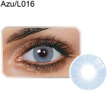 1 Pair Unisex Charming Big Eye Makeup Cosmetic Colour Contact Lenses Beauty Ven