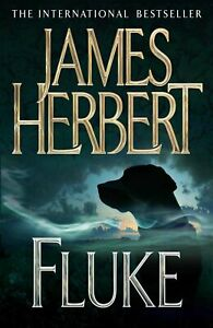 James Herbert - Fluke *NEW*  + FREE P&P