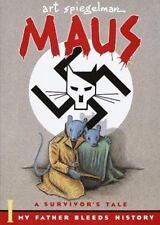 Maus I: A Survivor's Tale: My Father Bleeds History, Art Spiegelman, Acceptable