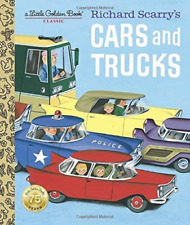 Richard Scarry's Cars and Trucks by Richard Scarry (Hardcover, 2017)