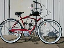 24'' Road Bike Only 80cc 2 Stroke Motorized Bike Bicycle Motor Engine Gas