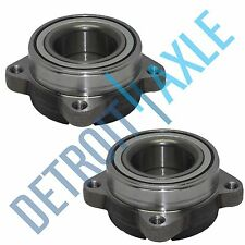 New (2) Front Wheel Hub and Bearing Assembly for Acura CL TL Honda Accord - V6