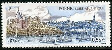 STAMP / TIMBRE FRANCE  N° 4454 ** PORNIC LE CHATEAU ET LE PORT