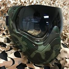 NEW Sly Profit Thermal AntiFog Paintball Mask Goggle Series - Full Woodland Camo