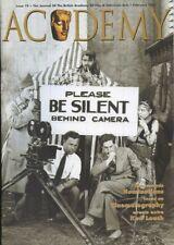 KEN LOACH - KATE WINSLET - VON STERNBERG - Academy Magazine February 2003