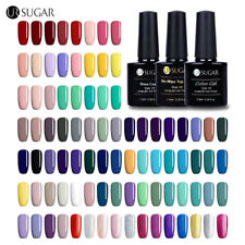 172 Colors UR SUGAR Nail Art UV Gel Polish Soak Off Top Base Coat UV Gel Varnish