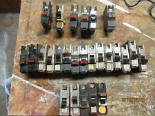 Stab LokCircuit Breakers - 50, 40, 30, 20, 15 Amp Single and Double Pole
