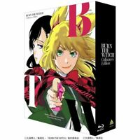 Pre-order BURN THE WITCH Blu-ray Collector's Edition First Press LTD Bleach