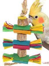 41337 Small Rollie Pollie Bonka Bird Toys Cage Toy Cages Foraging Chew Shredder