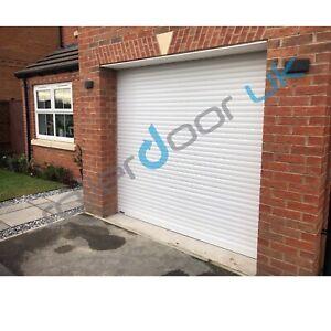 55mm Insulated Electric Roller Garage Door Upto 2600mm