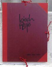 Loisel portfolio L'offrande n° 39/700 + Dessin original Loisel Ed Ludovic Trihan