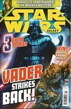 STAR WARS GALAXY COMIC # 7 / TITAN COMICS / MAY 2011 / N/M / UK EXCLUSIVE