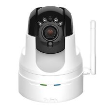 D-Link DCS-5222L HD WI-FI Pan Tilt Wireless IP Camera microSD Smartphone View
