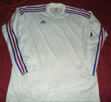 Sweat(No Maillot)Adidas Officielle Equipe De France Olympique Taille M