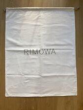 RIMOWA Stoffbeutel Ca 80/60CM  Dustbag-Original-Neu ESSENTIAL CABIN