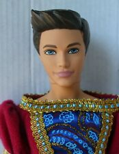 Ken Doll Rock N Royals Redressed Lovely