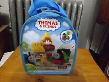 MEGA BLOKS, THOMAS & FRIENDS, PERCY AT THE FARM, #DXH54, 15 PIECES, NIP, 2016