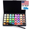 Eyeshadow Palette Makeup Cream Eye Shadow Shimmer 40 Colors Matte Cosmetic