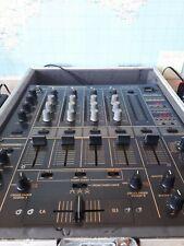 Pioneer DJM600, Fully Working, Great Cond, 4ch Pro DJ Audio Mixer in Flight Case