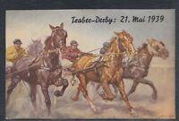 43609) Traber-Derby 1939 Trabrenn-Verein Wien Pferde Sport