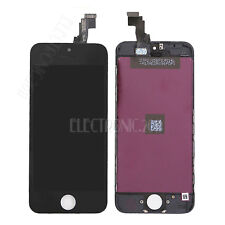 Black for Apple iPhone 5c Touch Screen LCD Display Digitizer Replacement A1516