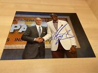 Myles Turner Draft Night Indiana Pacers Autographed Signed 8X10 Photo W/COA