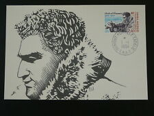 polar explorer Robert Pommier maximum card TAAF FSAT 94639