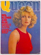 British Queen magazine VTG March 1970 STEVE HIETT Frank Horvat SEVENTIES Fashion