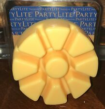 Partylite Sweet Nectarine wax scented melt tray Scents Plus 40% Off New 2019