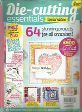 DIE CUTTING ESSENTIALS SPECIAL EDITION.   64 STUNNING PROJECTS FOR ALL OCCASIONS