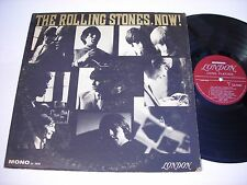 The Rolling Stones, Now! 1965 Mono LP VG+ RARE LABEL