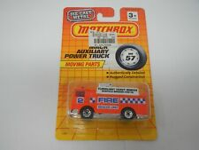 Matchbox Mack Auxiliary Power Truck MB57