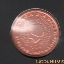 Pays Bas 2007 5 Centimes d'euro FDC BU Pièce neuve du coffret BU 40000 Exemplair