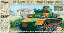 Pz.Kpfw. IVC 'NORMANDY 44' - MIRAGE 72853 - 1/72 plastic model kits