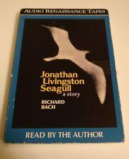 Jonathan Livingstone Seagull Set by Richard Bach 1994 Tape Reel Audio
