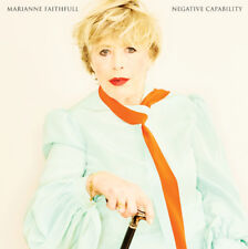 Marianne Faithfull : Negative Capability CD (2018) ***NEW***