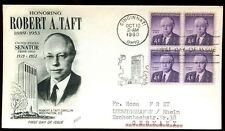 USA 1960, Robert A. TAFT FDC, Coperchio #C 6071