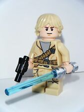 NEW LEGO STAR WARS CUSTOM BESPIN LUKE SKYWALKER MINIFIGURE CLOUD CITY