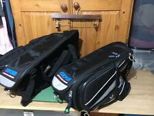 Hardly Used OXFORD X 60 Saddle Bags Panniers Exc Cond Save £sss