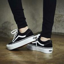 VANS OLD SKOOL PLATFORM FASHIONS SHOES BRAND NEW I VN0A3B3UY28