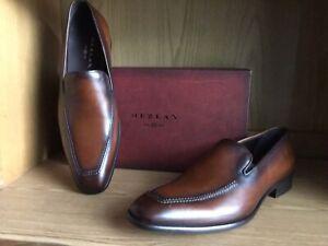 Mezlan 19299 Loafer Men Cognac Brown Size 12